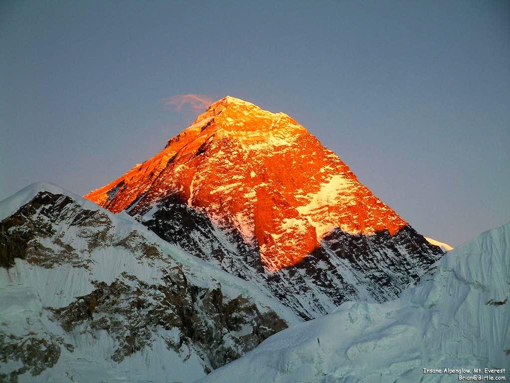 Everest Ablaze