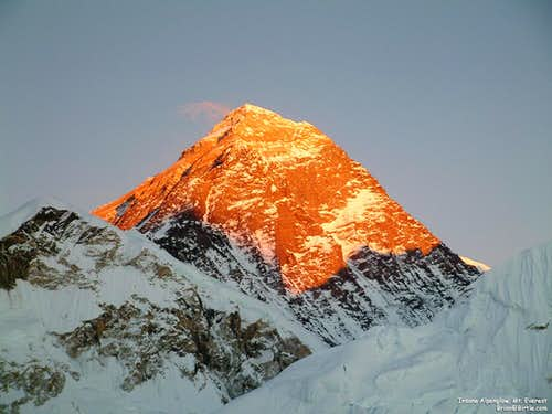 Everest Ablaze