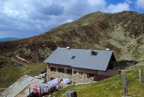 Radlsee hut