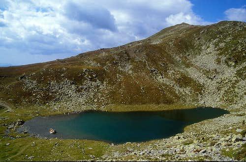 Königsanger Spitze / Monte del Pascolo (2439m)