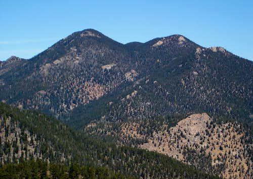 Mt. Garfield & Mt. Arthur
