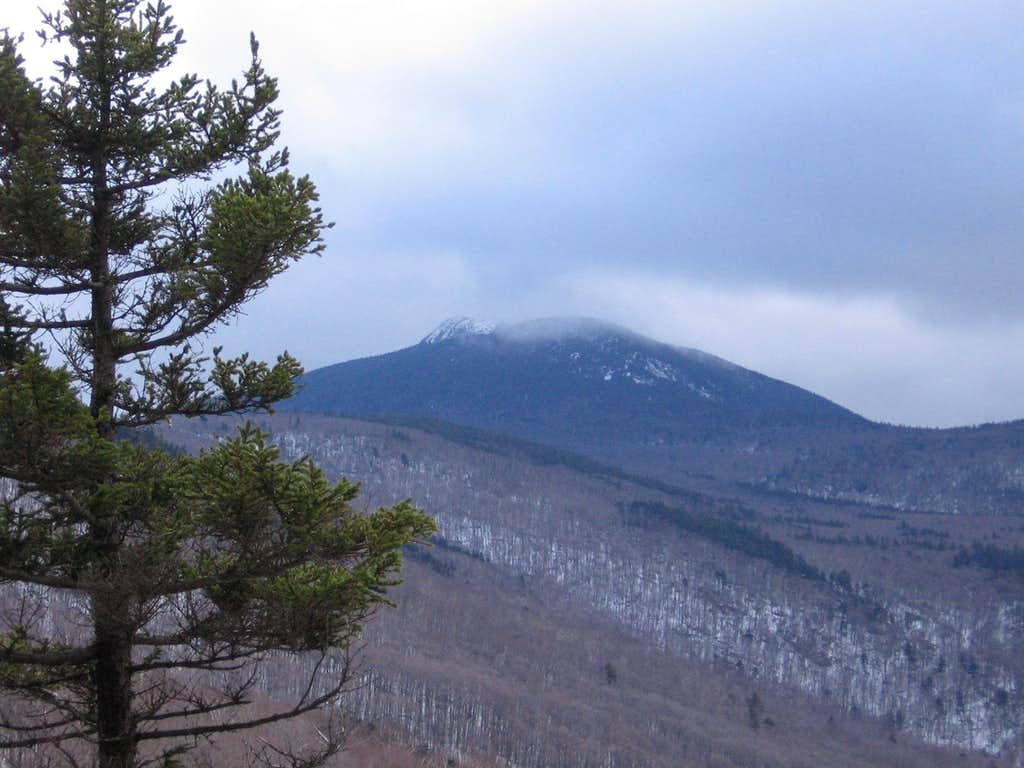 Camel's Hump from the LT