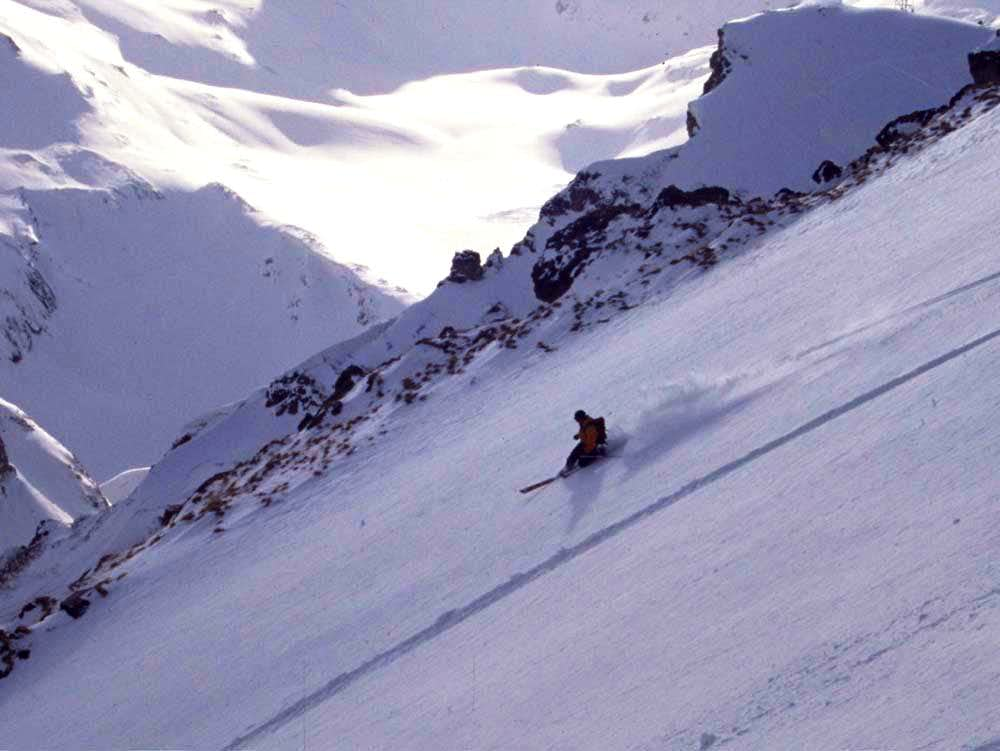 april turns on Elbrus after 4' in 5 days...