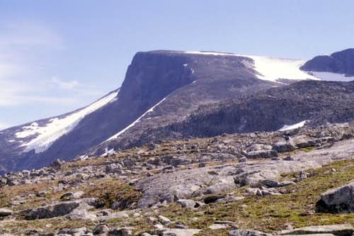 Steindalsnosi from...