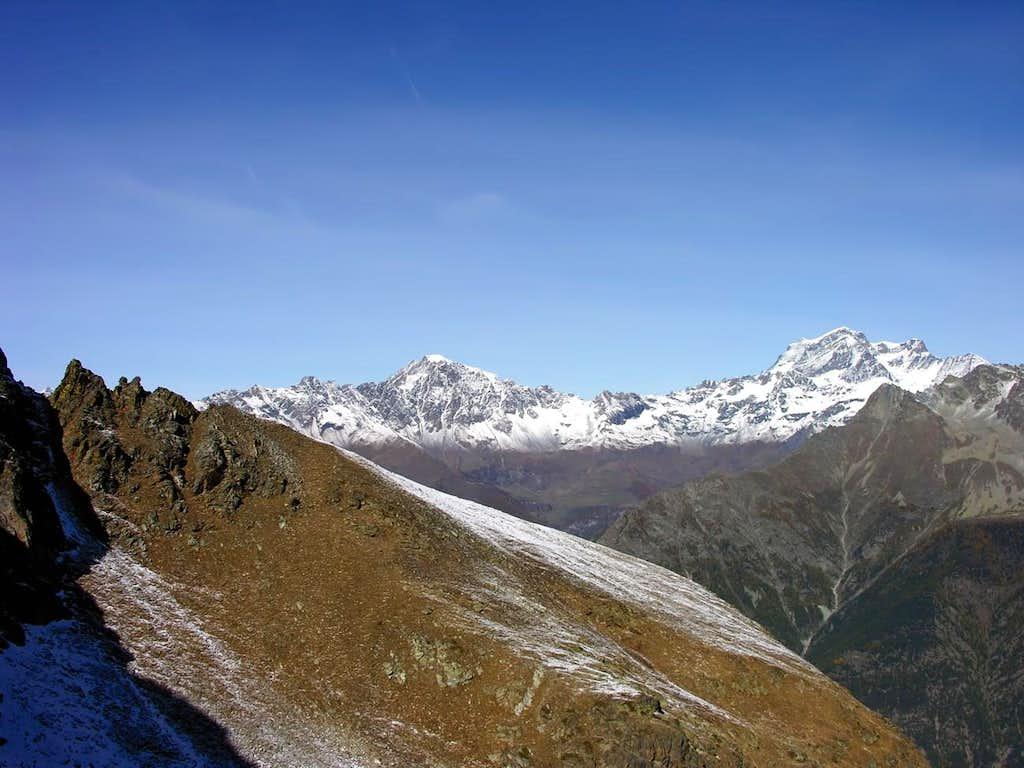 Il Mont Vélan...