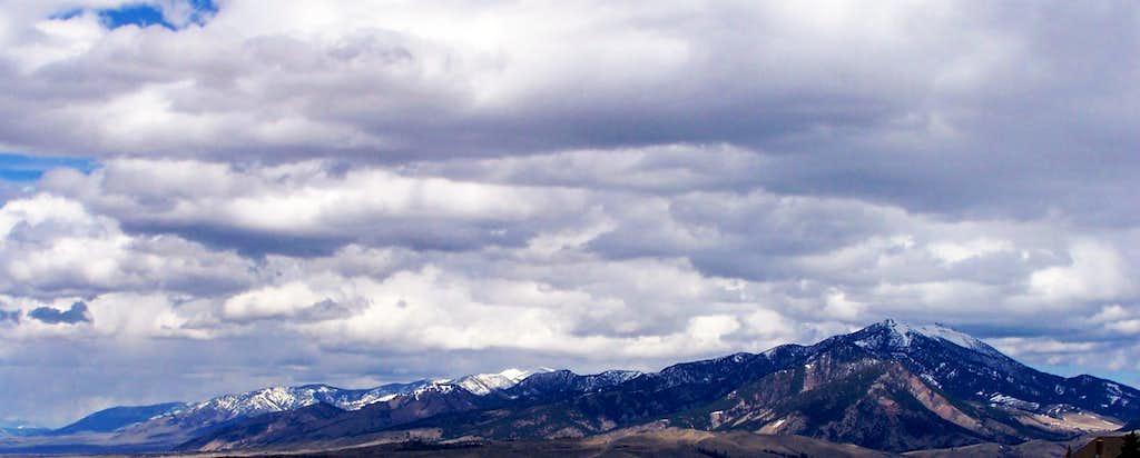 Bridger Range