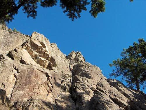 Summit wall