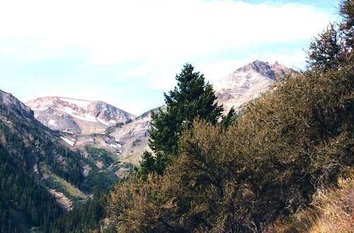 Twin Peaks, Wallowas