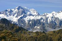 Mt. Cook from Fox Mountain