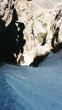 Browns Trail/The Scree Chute