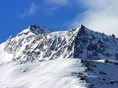Il Mont Forciaz...