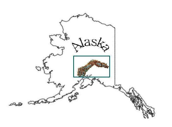 alaska range climbing hiking mountaineering summitpost