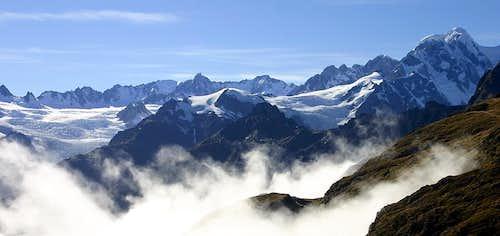 Mt. Tasman Panorama