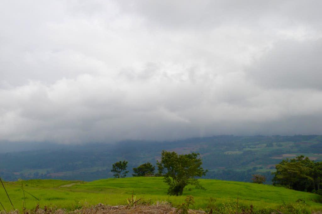 Getting to Volcanoe Turrialba