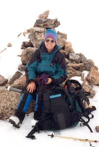 Tayor Peak Summit