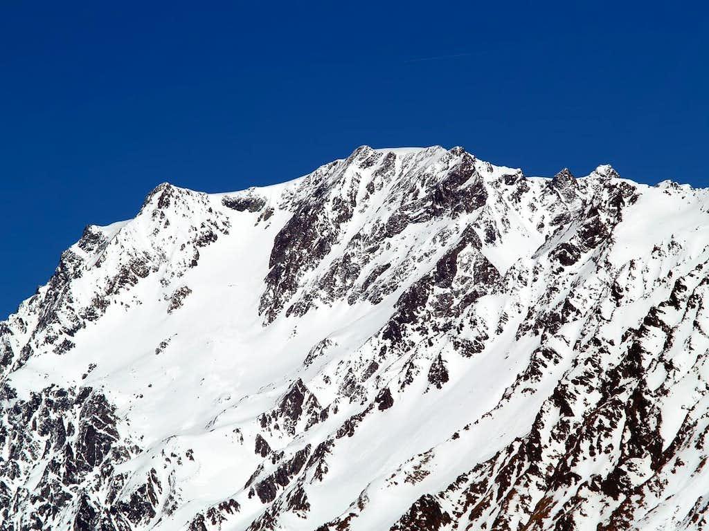 Il Mont Velan...