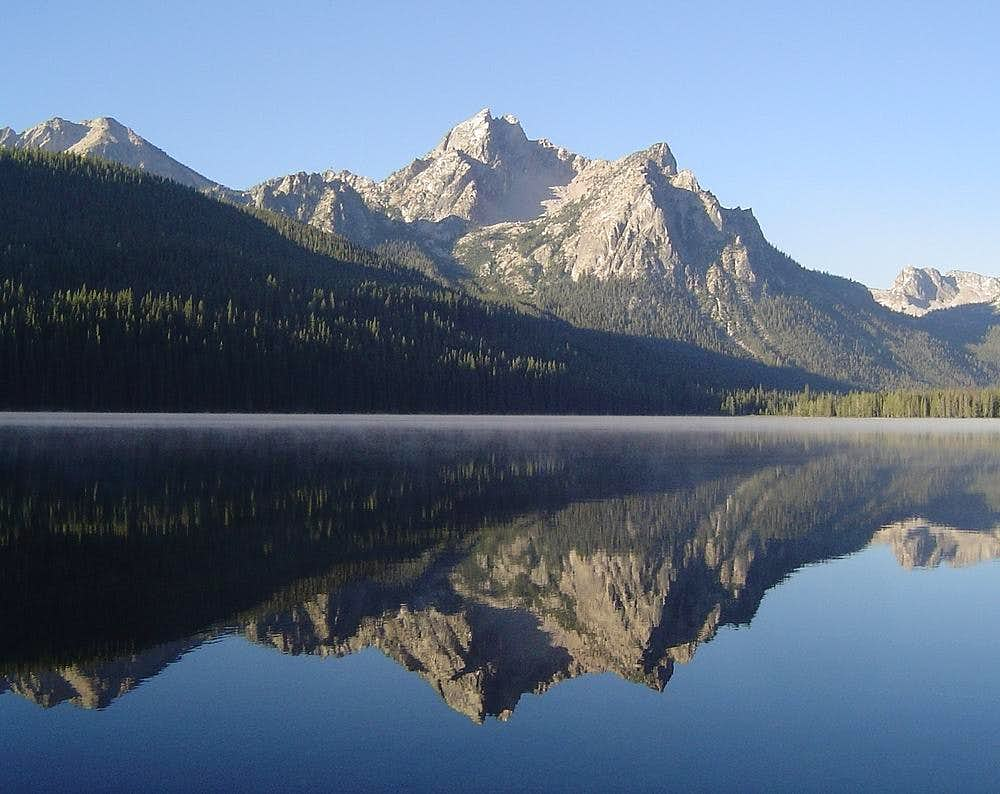 McGown from Stanley Lake