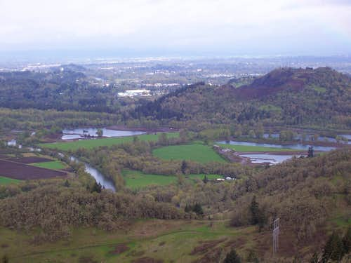 southern willamette valley,Oregon
