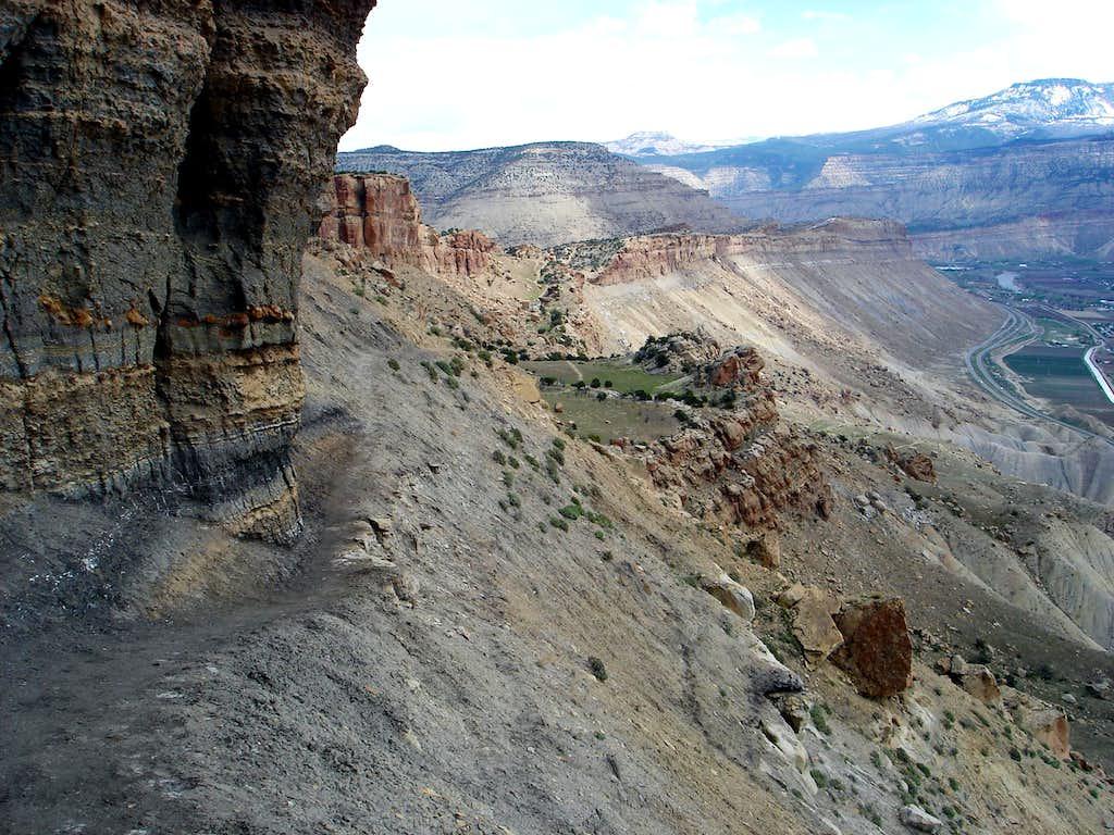 Mount Garfield Trail