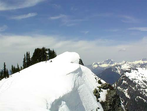 Several cornices line the top...