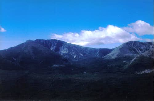 Basins of Katahdin