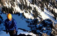 The Tooth Summit - Chris the Sasquatch Hunter - April 2005