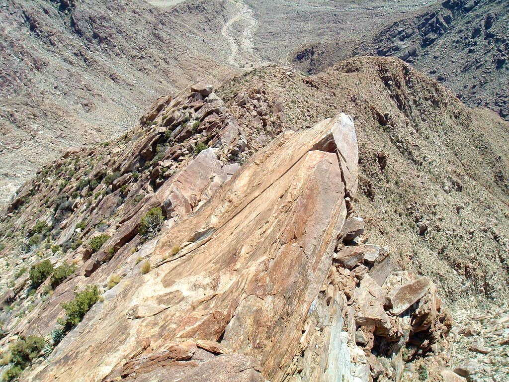 High On The South Ridge