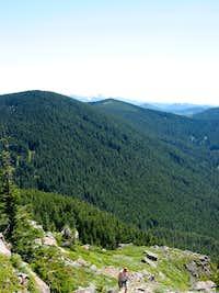 April on scramble to summit