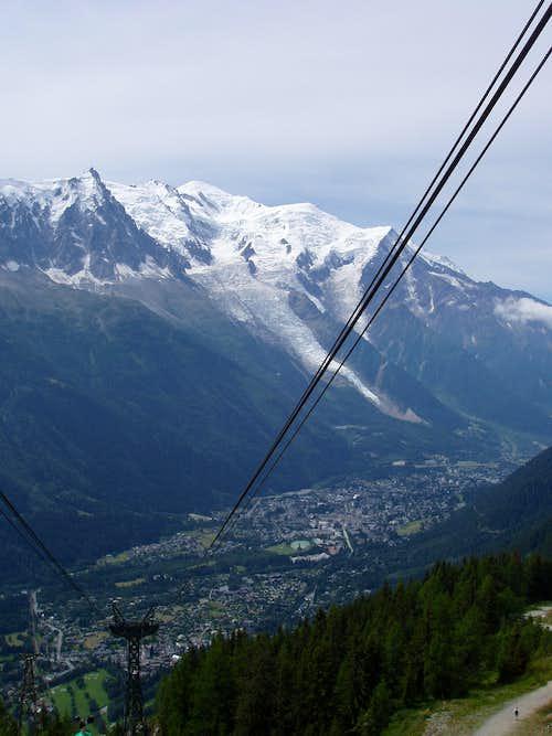 Gran Paradiso and Mont Blanc - July 2005