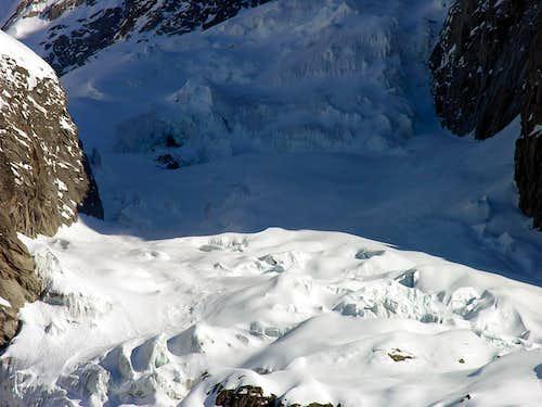 Il ghiacciaio di