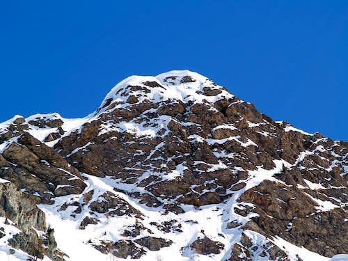 Western side of  Cresta Tardiva <i>(2380 m)</i>
