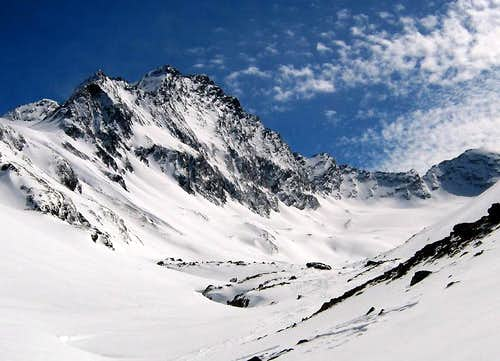 A Gleirschtal Ski Tour