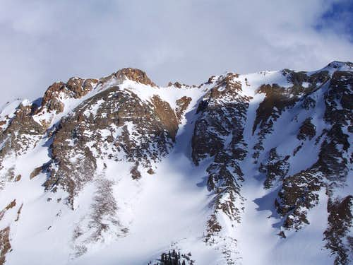 Greg Mace Peak