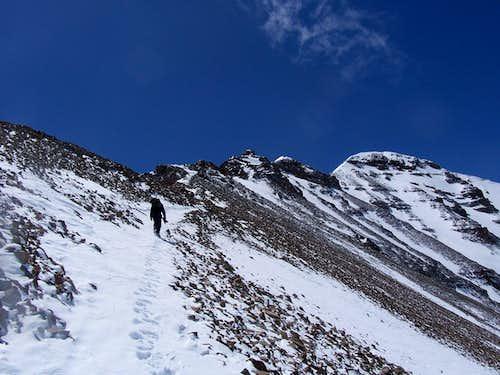 Easy Section of Ridge