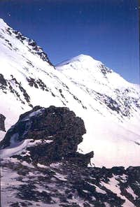 Cairn Peak Face To Climb