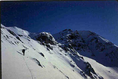 Cairn Peak, Split Thumb, Juneau Icefield
