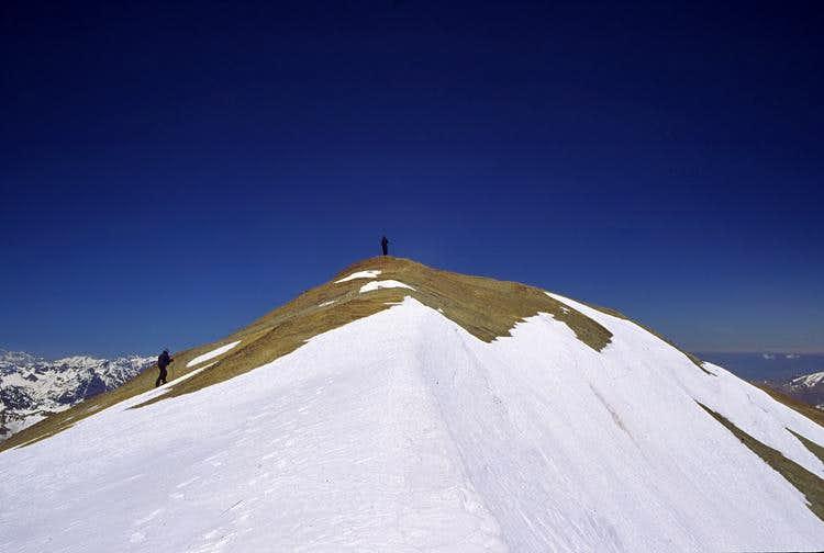 Manso summit