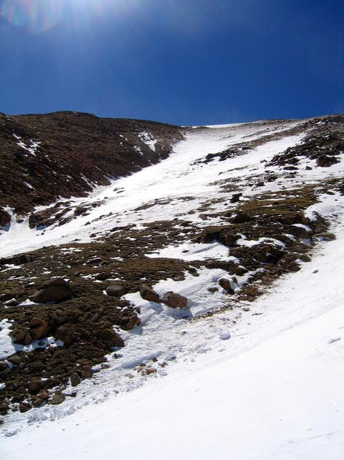 Bowl, Skier's Right