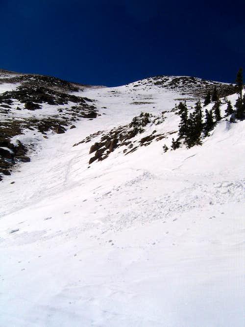 Bowl, Skier's Left