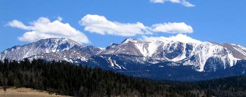 Pikes Panorama