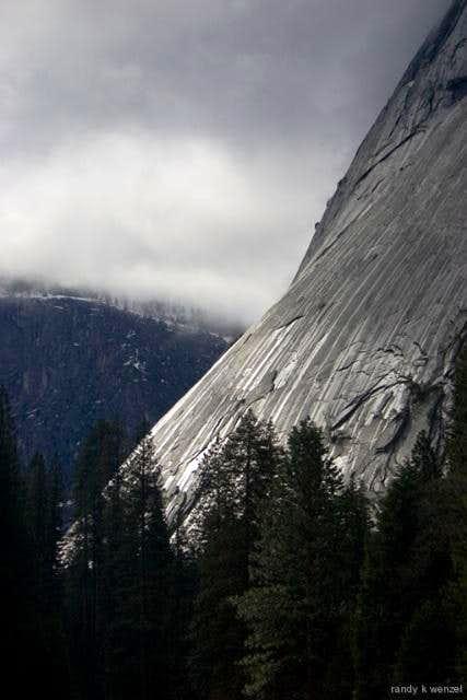 Weeping Glacier Point