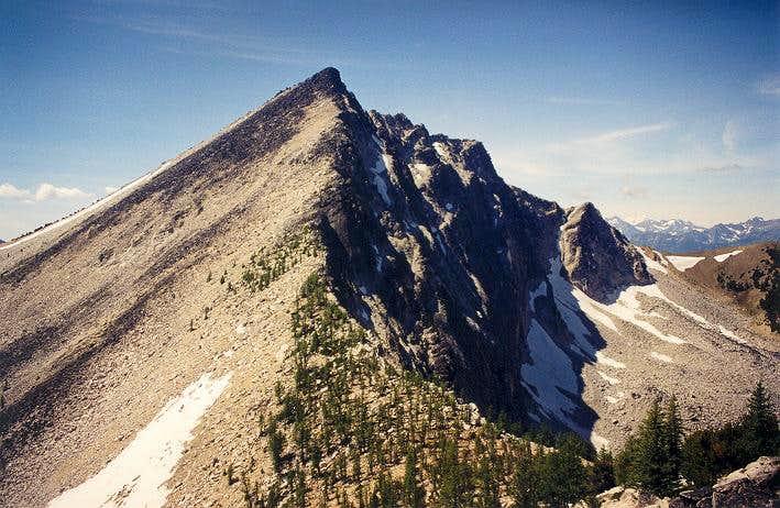Courtney Peak