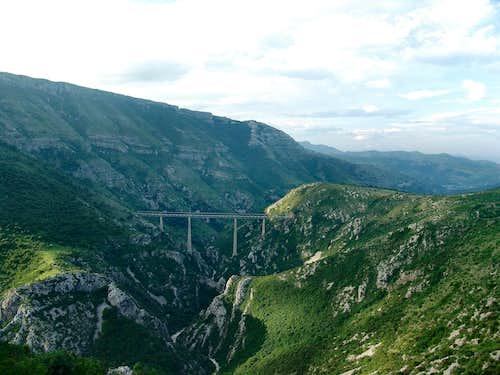 Mala rijeka canyon