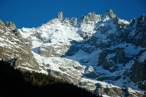 Glacier de Rochefort