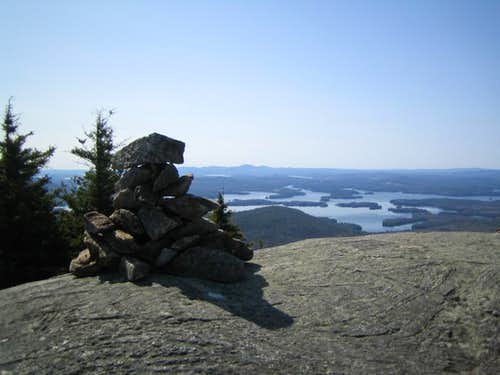 Mount Percival Summit