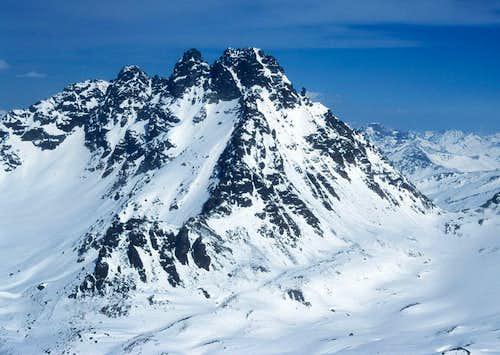 Fluchthorn (3399m)
