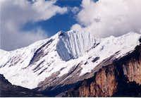 Nevado Santa Rosa - 5,706 metros