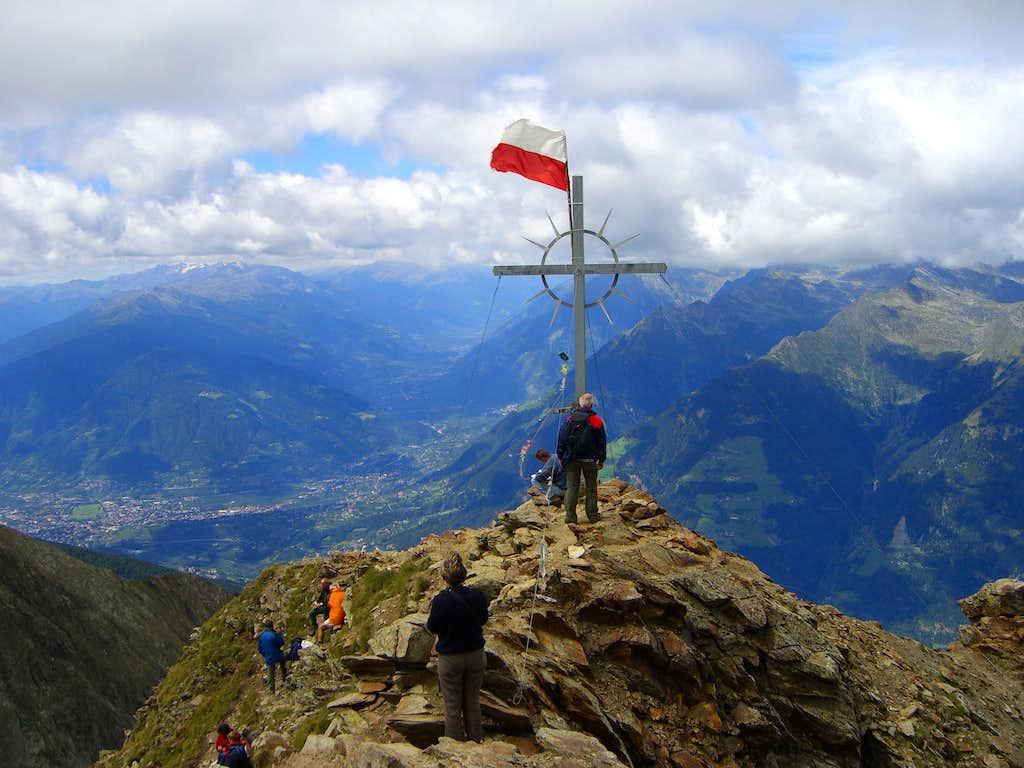 Hirzer Summit