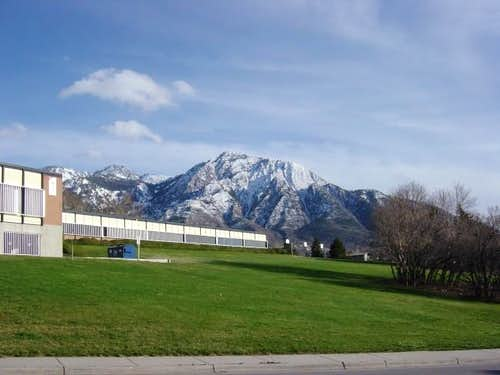 Mt. Olympus, March 2003 (from...