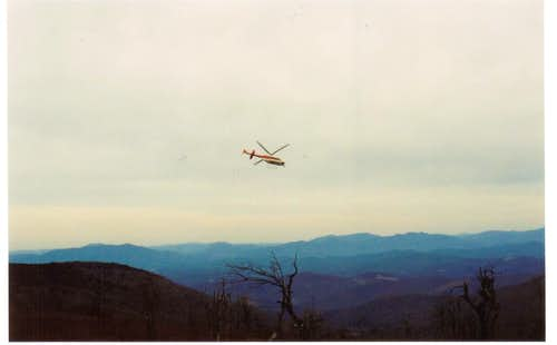 Mt. Rogers Helicopter